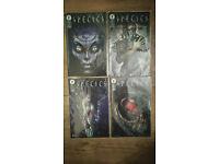 Dark Horse Comics Species Collection 1-4 1995. First Print.