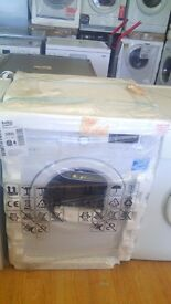 BEKO WASHING MACHINE new ex display which may have minor marks or blemishes.