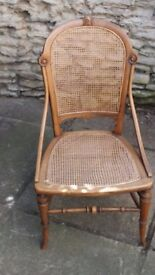 French Bergere Nursing Chair