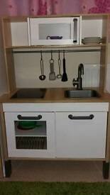 Kitchen for toddler from Ikea