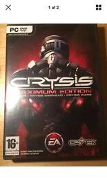 Crysis maximum edition mint