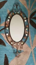 Beautiful hanging wall mirror £20