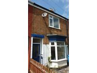 Attractive Two Bed House - Whittington Villas, East Hull - £350 per month