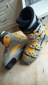 Ski Boots Size 8