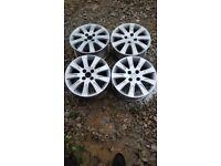 Honda Jazz Alloy Wheels