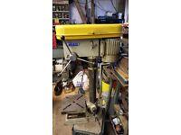 Warco 16mm Bench Pillar Drill