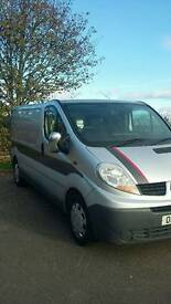 Renault trafic llw DCI excellent condition 2007