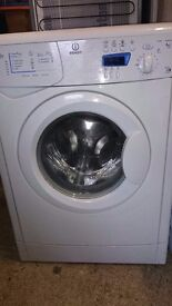 Indesit WIXE127 Freestanding Washing Machine