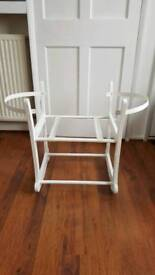 Excellent Conditon John Lewis Moses basket stand