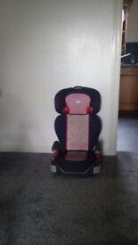 Graco junior car seat £10
