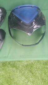 Gilera dna front cowling