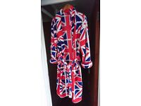 Union flag Dressing gown