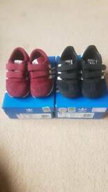 Toddler Size 5 Trainers x2