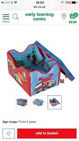 ELC play mat/ storage box