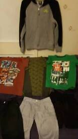 SELECTIONS OF BOYS CLOTHES