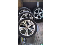 for sale four Volkswagen wheels size 17