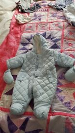 Snowsuit - newborn