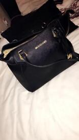 Black MK bag