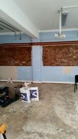 Plasterer cheap rates and good work.