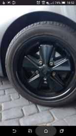 Porsche VW Wheels and tryes