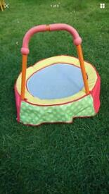 Trampoline, Icandy , snail, high chair