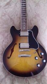 Gibson 339 Antique Sunburst 2008 (Gloss Finish)