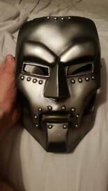 Mask of Dr Doom (fancy dress)