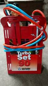 Leadburning turbo set
