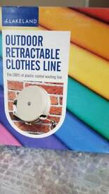 Retractable Clothes Lines
