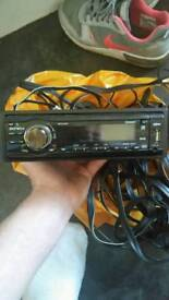 Sonic hi dab digital car radio