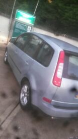 04 Ford focus c-max. No m.o.t. drives well