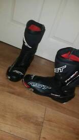 RST TrackTech Evo Boots - Size 12 UK