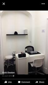 Hair and beauty salon to rent Kilmarnock