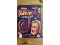 Selection of comedy DVDs