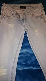 River Island ladies jeans. Size 12