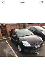 Ford Fiesta Zetec s FSH mot and 2 previous owners