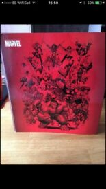 Marvel Factfiles collection