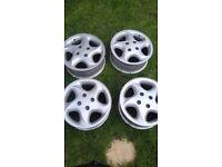 """13"""" alloy wheels"""