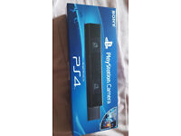 PS4 Camera Playstation 4 Camera hardly used in perfect condition as NEW