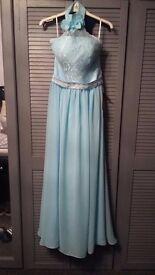 Prom/braidsmade dress