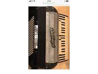 dallape organtone cassotto accordion