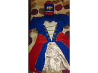 Fancy dress, sold separate or as a bundle