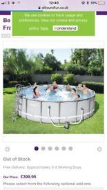 16ft swimming pool