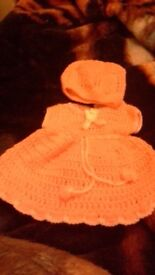 Hand made baby clothes for sale