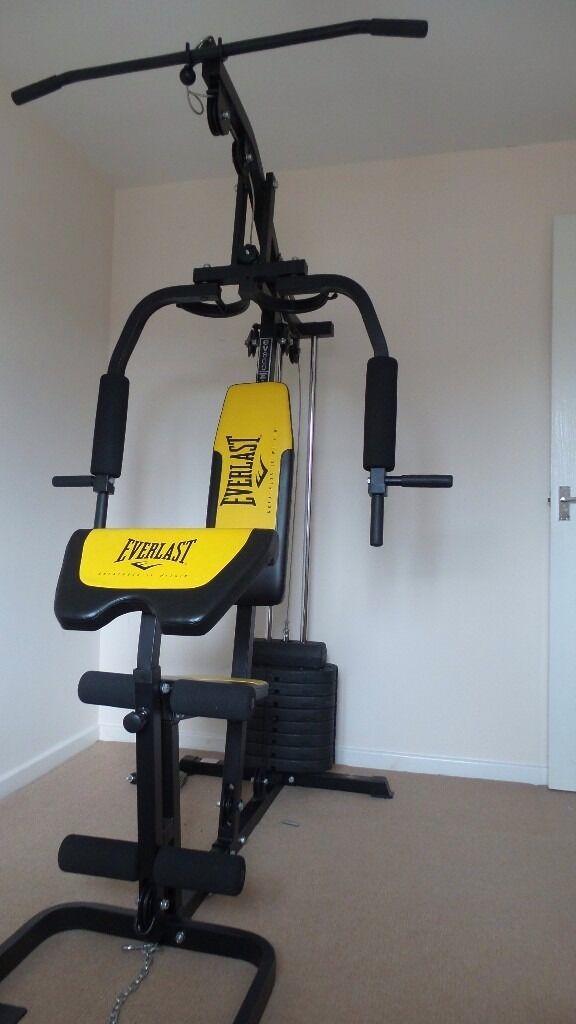 Everlast ev home gym in bradford west yorkshire