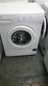 BEKO WHITE SLIM 6KG WASHING MACHINE