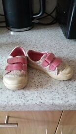 childrens shoes and clothes
