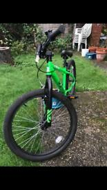 X Rated Exile 24 inch BMX Bike