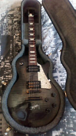 Gibson Joe Perry Les Paul Blackburst guitar
