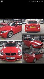 BMW 318 m sport up for sale car drives spot on nice clean car mot hpi clear 2 keys £3500 Ono